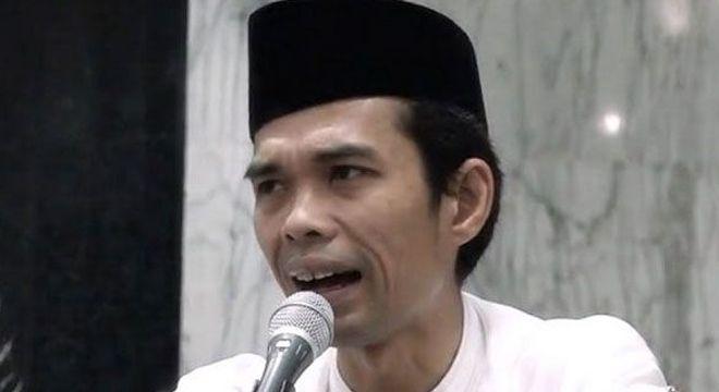 Ustad Abdul Somad (UAS).