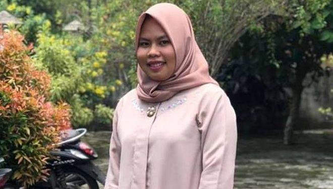 Maya Fitriah Siregar.