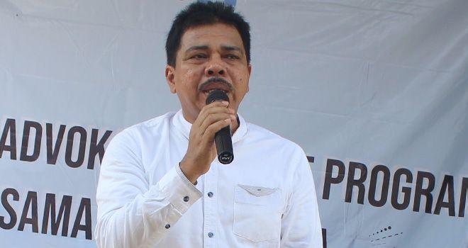 Anggota DPR RI Dapil Jambi, Handayani.