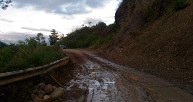 Jalur TDS di Sungai Penuh Rawan Kecelakaan.