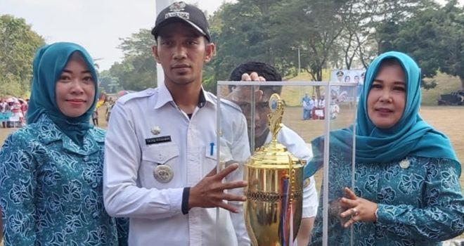 Kecamatan Kuala Jambi berhasil meraih Juara I Lomba Perilaku Hidup Bersih dan Sehat (PHBS) tingkat Kabupaten Tanjung Jabung Timur (Tanjabtim) tahun 2019.