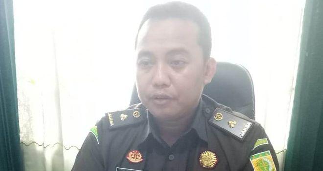Kasi Intel Kejari Batanghari Muhammad Bayanullah.
