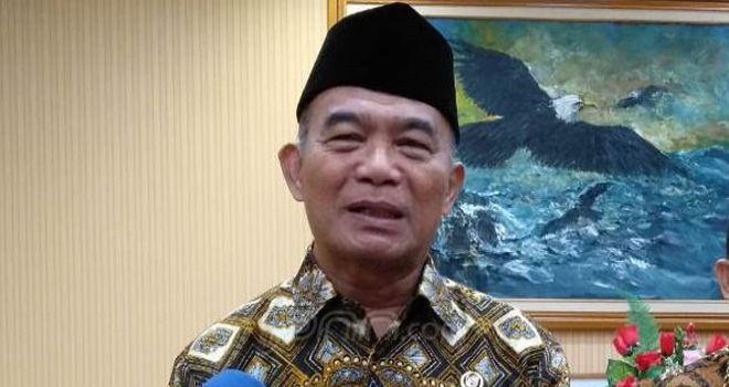 Menteri Pendidikan dan Kebudayaan (Mendikbud) Muhadjir Effendy.