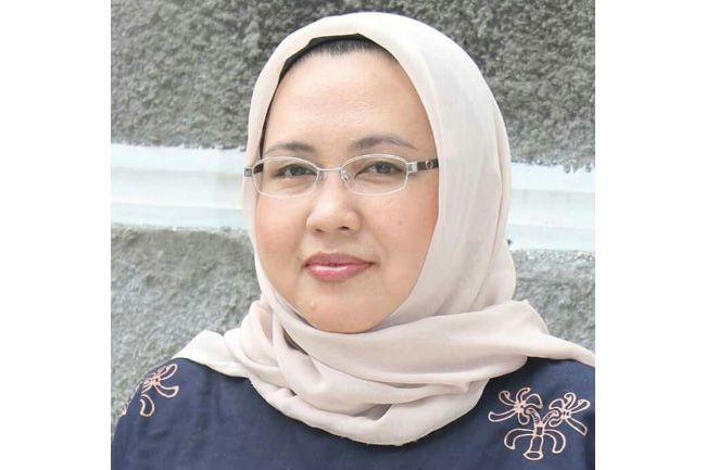 Ketua DPC Partai Demokrat Kabupaten Batanghari, Camelia Puji Astuti.