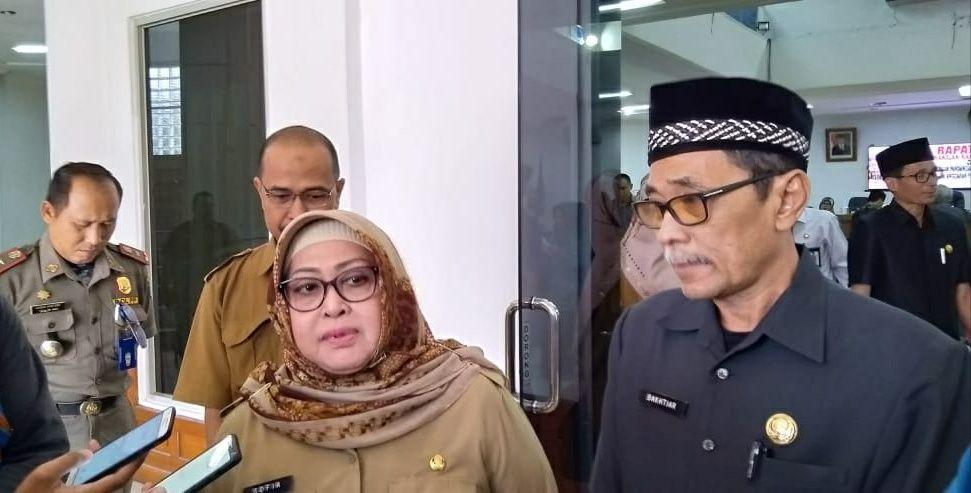 Ketua DPD PAN Batanghari Sofia Joesoef.
