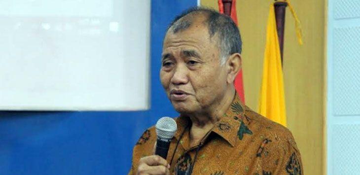 Ketua KPK Agus Rahardjo.
