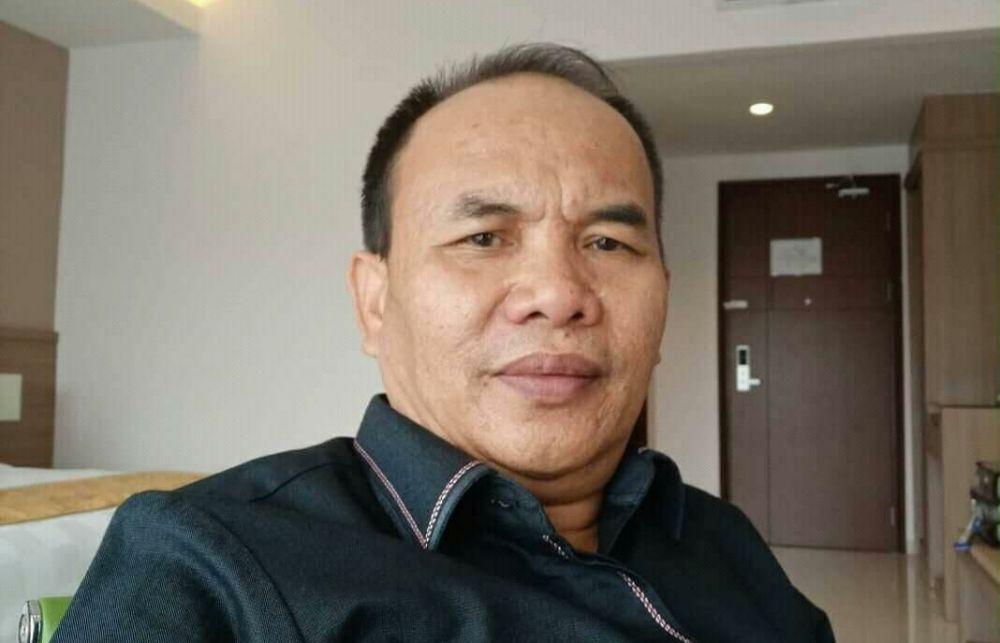 Ketua DPC PDIP Kota Sungai Penuh, Hardizal.