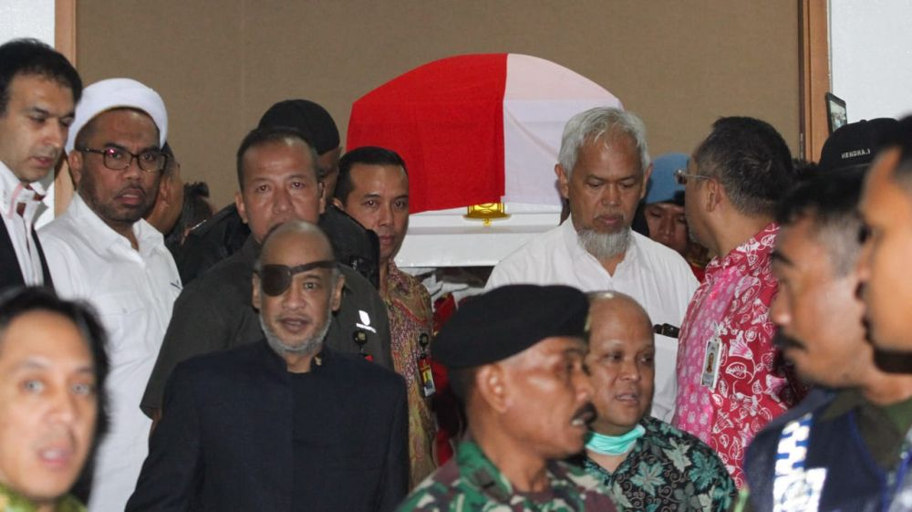 Bacharuddin Jusuf Habibie atau BJ Habibie akan menjadi presiden pertama Indonesia yang dimakamkan di Taman Makam Pahlawan, Kalibata, Jakarta Selatan.