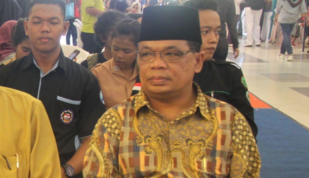 Rektor Unja Prof Johni Najwan