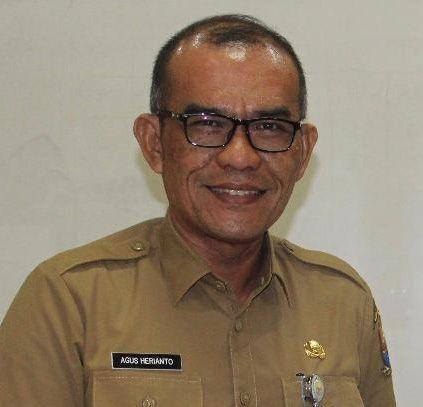 Kepala Dinas Pendidikan (Disdik) Provinsi Jambi Agus Herianto.