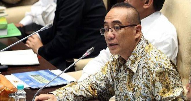 Kepala Badan Kepegawaian Negara (BKN) Bima Haria Wibisana.