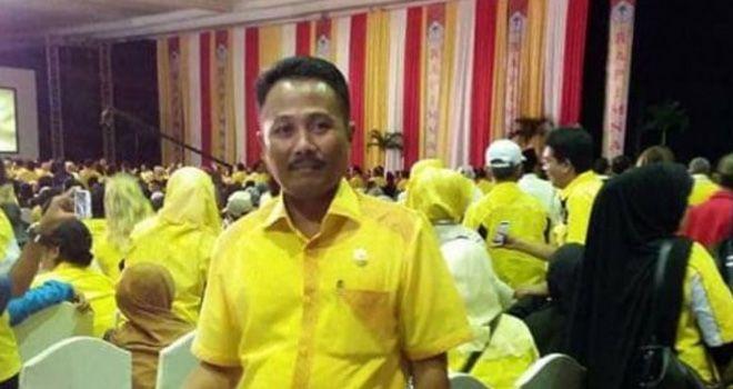 Ketua Fraksi Golkar DPRD Provinsi Jambi, M Juber.