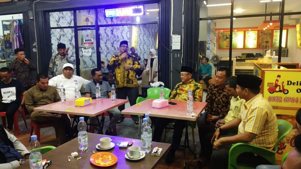 CE menggelar pertemuan di Merangin
