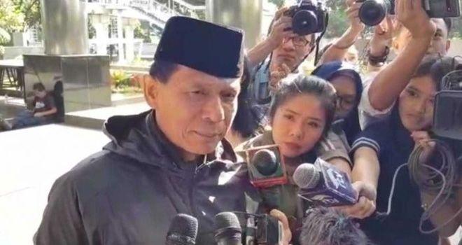 Rizal Djalil Belum Ditahan KPK.