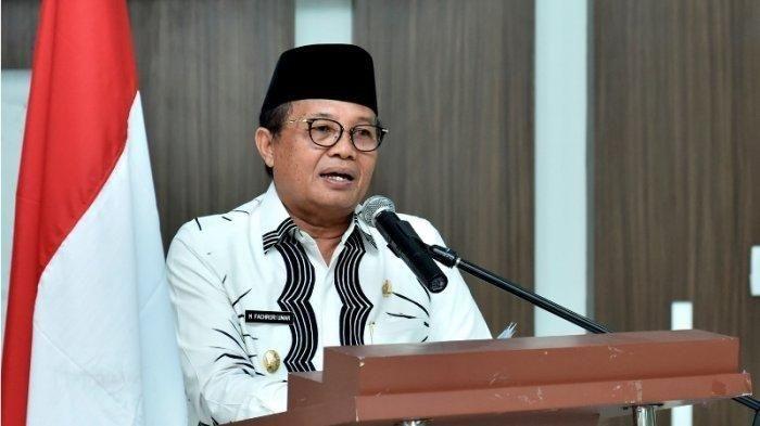 Gubernur Jambi, Dr.Drs.H.Fachrori Umar.M.Hum.