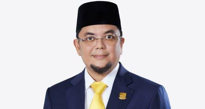 Ivan Wirata, Anggota Komisi III DPRD Provinsi Jambi.