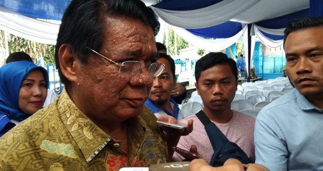 Ketua DPD Partai Demokrat Provinsi Jambi, Burhanuddin Mahir.