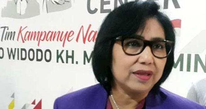 Ketua DPP Nasdem Irma Chaniago.