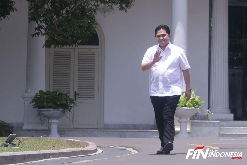 Menteri BUMN, Erick Thohir.