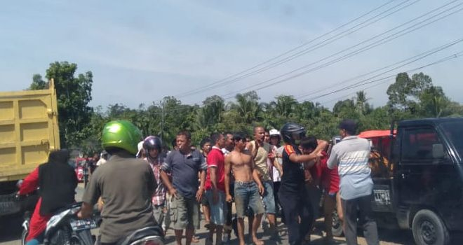 Firdaus (27) warga Desa Kandang, Kecamatan Tabir, beberapa waktu terakhir akhirnya dibekuk aparat TNI Kodim 0420/Sarko pada Kamis (07/11/2019).