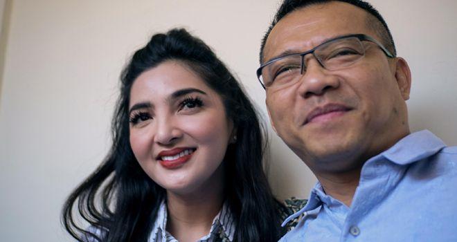 Anang Hermansyah &  Ashanty .