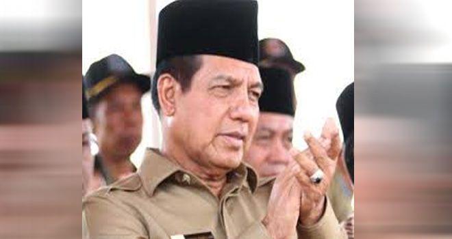 Usman Ermulan Bupati periode 2001–2005 dan 2011–2016 saat ini digadang gadangkan menjadi calon Gubernur Provinsi Jambi.