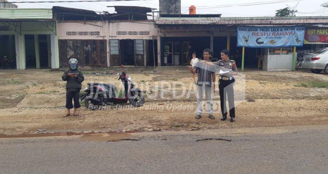 Kecelakaan lalu lintas yang menyebabkan korban meninggal dunia kembali terjadi di wilayah hukum Polres Batanghari.