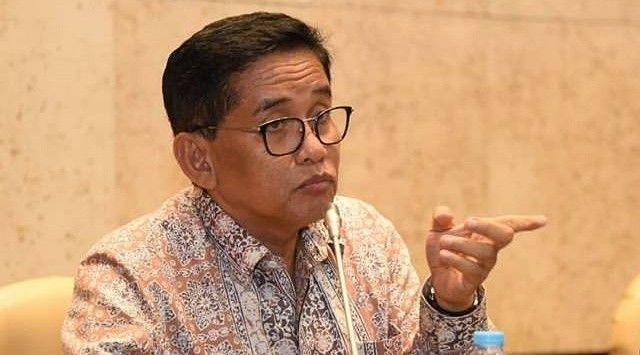 Ketua DPW PAN Provinsi Jambi, H. Bakri.