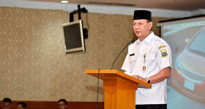 Sekretaris Daerah (Sekda) Provinsi Jambi M. Dianto.