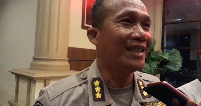 Kabid Humas Polda Jambi Kombes Pol Kuswahyudi Tresnandi.