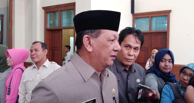 Sekretaris Provinsi Jambi M Dianto.