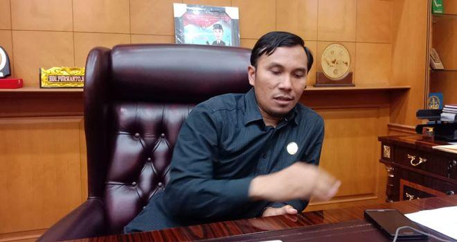 Ketua DPRD Provinsi Jambi Edi Purwanto.