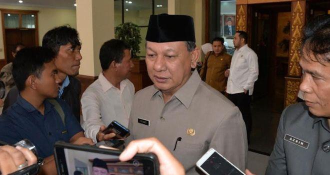 Sekretaris Daerah (Sekda) Provinsi Jambi M.Dianto.