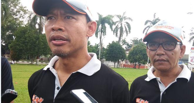 Komisioner KPU RI, Pramono Ubaid Tanthowi.