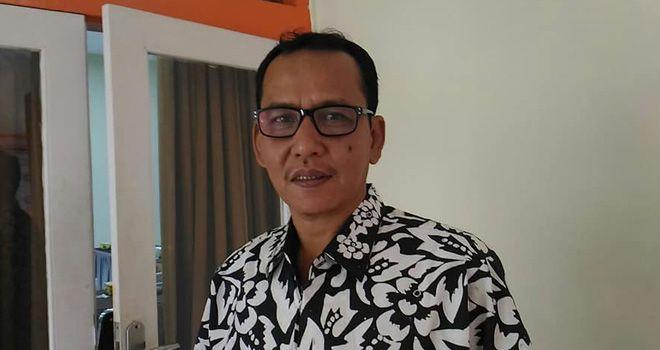 Ketua KPU Provinsi Jambi, M. Subhan.