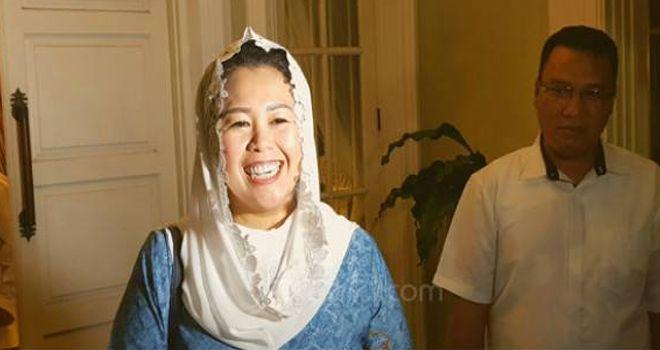 Putri Presiden Keempat RI Gusdur, Yenny Wahit.