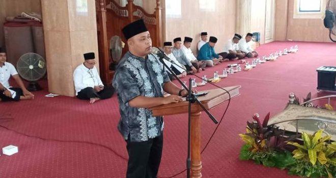 Pemkab Tanjabtim Peringati Maulid Nabi Muhammad SAW 1441 Hijriah.