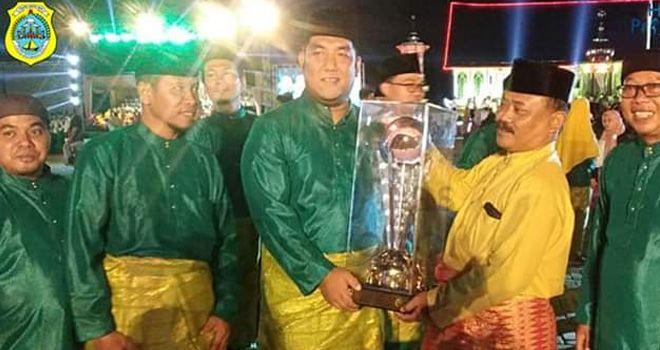 Tanjabtim Kembali Juara Umum MTQ Tingkat Provinsi Jambi.
