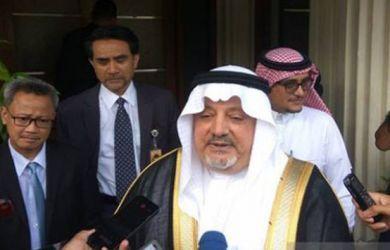 Dubes Arab Saudi untuk Indonesia, Essam bin Abed Al-Thaqafi.