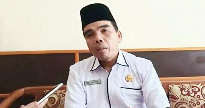 Kepala Kemenag Sarolangun, M. Syatar.