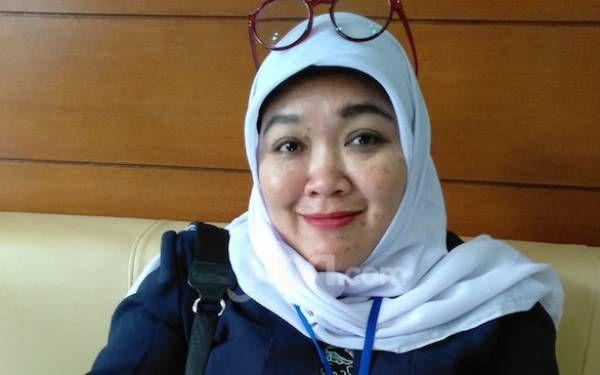 Koordinator Wilayah Perkumpulan Hononer K2 Indonesia (PHK2I) Nur Baitih.