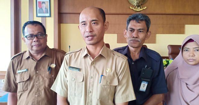 Kepala Dukcapil Kabupaten Batanghari Ade Febriandi.