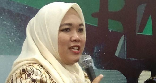 Nur Baitih menyampaikan kabar soal adanya rekrutmen PPPK dari jalur honorer K2 DKI Jakarta.