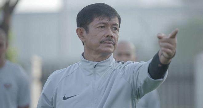 Pelatih Timnas Indonesia di ajang SEA Games 2019, Indra Sjafri.