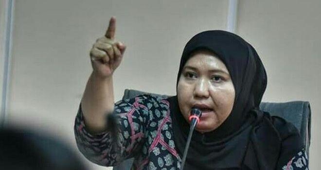 Bupati Muaro Jambi, Masnah Busro.