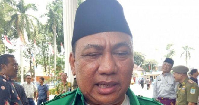 Ketua DPW PPP Provinsi Jambi, Evi Suherman.