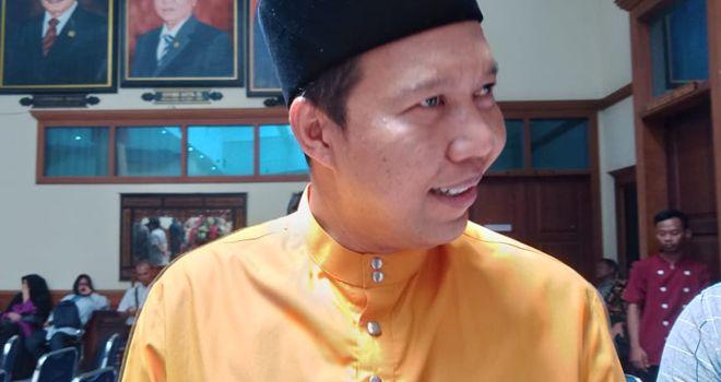 Bupati Tanjabtim, Romi Haryanto.