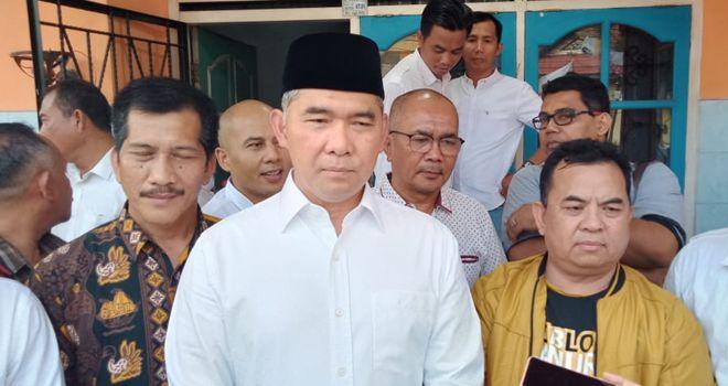 Sy Fasha saat dikonfirmasi, menegaskan jika Dirinya akan ikut bertarung dalam memperebutkan tampuk pimpinan DPD I Partai Golkar Provinsi Jambi pada Musda kali ini.