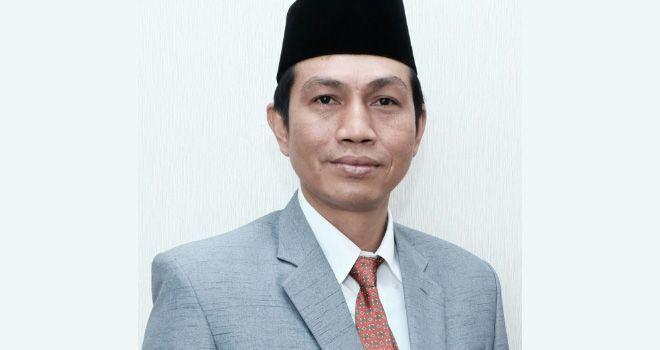 Sekda Muaro Jambi Fadhil Arif.