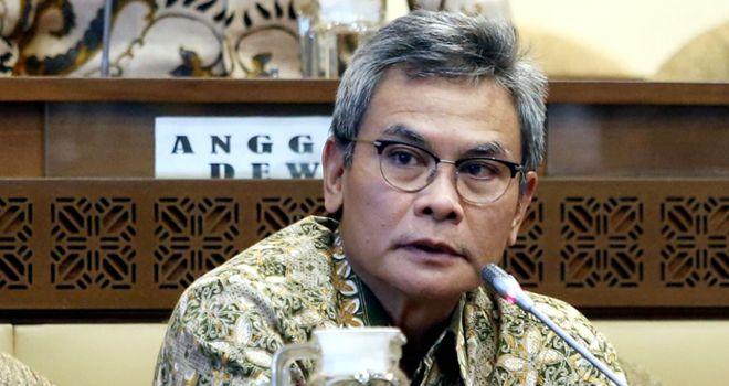 Anggota Komisi II DPR RI Johan Budi.